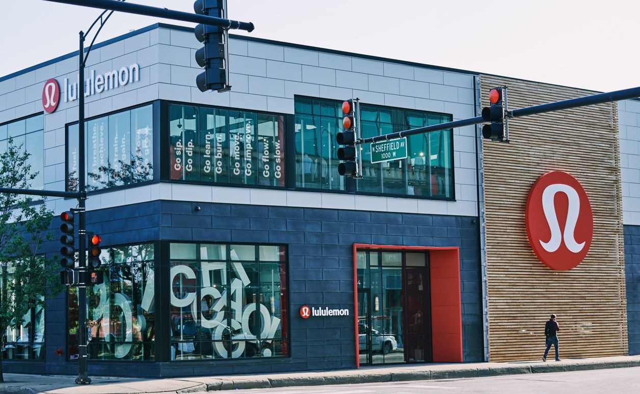 Lululemon Lincoln Park Store In Chicago Il