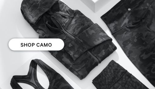 Good news, Camo is here for your favourite gear.