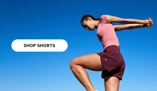 Give your legs a breather.