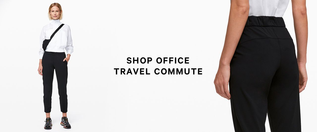 SHOP OFFICE TRAVEL COMMUTE