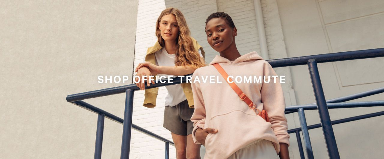 shop office travel commute
