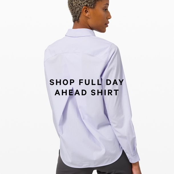 FULL DAY AHEAD SHIRT