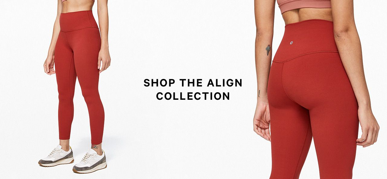 SHOP THE ALIGN COLLECTION