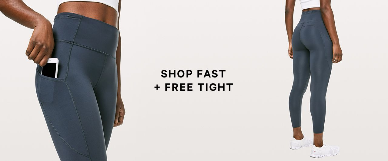 SHOP FAST & FREE TIGHT