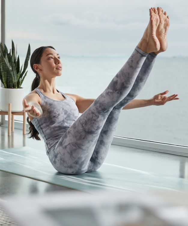 Shop The Set: Yoga At Home