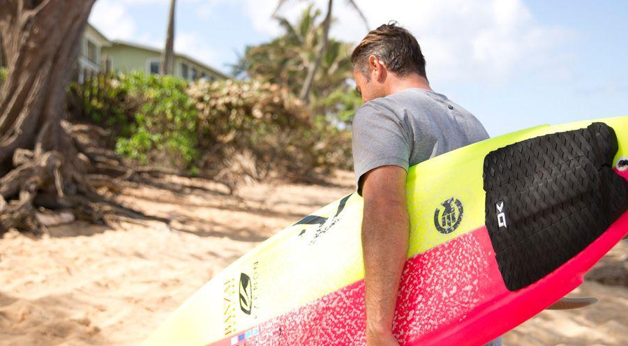 Big Wave Surfer: Jamie Sterling